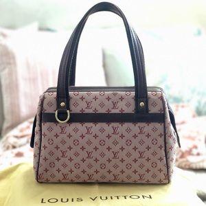 Louis Vuitton Mini Monogram Josephine PM